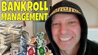 Bankroll Management (Baccarat) Christopher Mitchell Answers Questions LIVE!