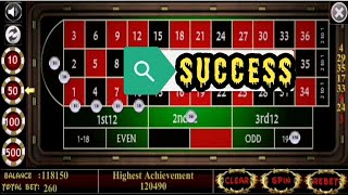 Successful Roulette Tricks By DT Channel | New & Awesome Strategy to Win Roulette