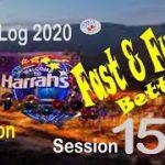 CRAPS: HYBRID & BUBBLE CRAPS LIVE! VLog 2020 Session 15