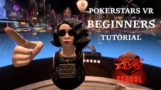 NEW Pokerstars VR Tutorial – How to play in 2020