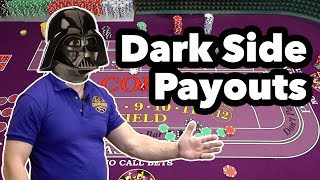 Learn Craps Dark Side Payouts |  Level Up at Dice 05