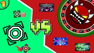 Trying to BEAT the EXTREME DEMON ROULETTE – Part 1