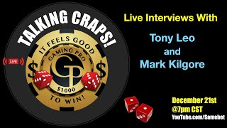 Talking Craps with The Gaming Pros!