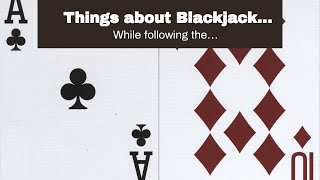 Things about Blackjack Strategy – learn best tips and tricks here!