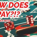 PLACE BETS – EVERY PAYOUT IN CRAPS #3