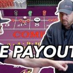 WAIT YOUR TURN! How Money Is Paid Out In Craps | Level Up at Dice 04
