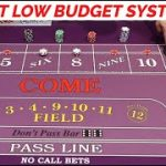BEST CRAPS SYSTEMS FOR LOW BUDGET PLAYERS – Craps System by Real Craps Dealer