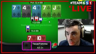 Let´s play some High stakes Poker for the fans ( twitch live poker )