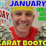 Christopher Mitchell Las Vegas Strip 42nd Birthday Celebration & Baccarat Bootcamp.
