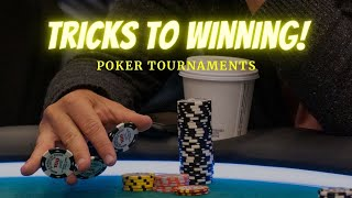 Poker Tips and Tricks | Texas Hold'em Strategies