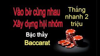 Đánh baccarat thắng nhanh 789bet | kubet | tha | kimsa | k9win
