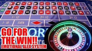 LIVE ROULETTE At Strat Hotel & Casino with Alex & David