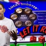 Craps Lucky Shooter Side Bet –  Fun but hard side bet to try to win at craps!