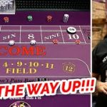 🔥 GREAT RUN 🔥 30 Roll Craps Challenge – WIN BIG or BUST #36