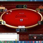 Poker Holdem 6 + Plus (88 vs AK) All in