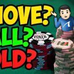 2020 WSOP Main Event | SHOVE, CALL or FOLD?