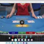"Baccarat Winning Strategy "" LIVE PLAY ""By Gambling Chi"
