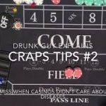 Craps Hack #2 – Buy and Wash Bets