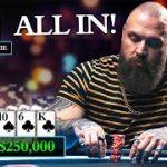True Geordie Bluffs Poker Pros In $250,000 Tournament!