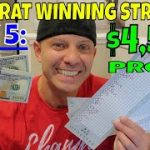 Christopher Mitchell Baccarat Winning Strategy Day 5- $4,550 Cash Profit At Bellagio Casino.