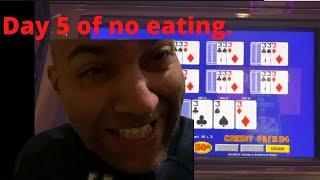 Detox and video poker in Mt. Pleasant Mi- Soaring Eagle Casino.