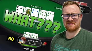 4x POT RIVER JAM WITH WHAT?! GingePoker Stream Highlights