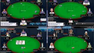 No Limit Hold'em Strategy:  How to beat tough opponents.