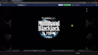 Casino Euro Review – How to Play Blackjack and Win