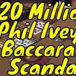 "The $20 Million Phil Ivey Baccarat ""Cheating"" Scandal/What Happened in ""The Baccarat Machine"" Case?"