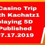 Kevin And Keith Baccarat Winning Day Session in Las Vegas July 8th 2019 Real World Play