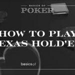 Basics of Poker | How to Play Poker for Beginners | Learn Texas Hold'em