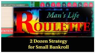 Dozen Bets . Roulette Winning Strategy. Profit margin in ROULETTE
