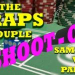 Same Bet Craps Strategy vs Parlay on the Don't Pass Line