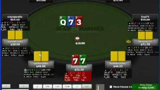 tightpoker.com – 50nl ($0.25-$0.50) No Limit Hold'em Full Ring Strategy – Part 2/2