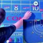 Craps Strategy :  The 59 Chase