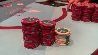 QUADS! MY BIGGEST HAND YET! // Poker Vlog 4
