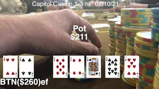 Playing For Stacks, The One That Got Away.   Poker Vlog 27