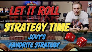 Craps Strategy – Jovy's Favorite Strategy to try to win at craps
