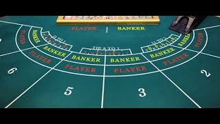 INSANE PROFIT BACCARAT SESSION!!! The Best Winning Baccarat Strategy Ever!