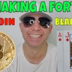 Bitcoin& Blackjack Is Making Christopher Mitchell A Fortune- It's Time To Get Rich.