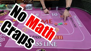 Learn Craps Come Bet payouts using colors and units. Come Bets made easy. Craps Class #6