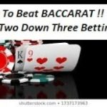 """How to beat BACCARAT !! Live Play """" By Gambling Chi 1/5/20"""