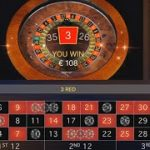 AUTO ROULETTE 250€ PROFIT IN 6 MINUTES, Playing with Logarithm Strategy.