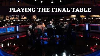 The Best Texas Hold'em Strategies | Playing the Final Table
