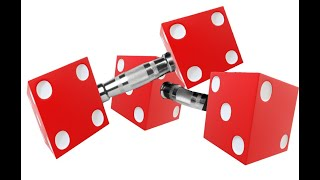 Live  Craps Practice : Learning a Dice Set The right way  5/4 5/1 SOR 9.2 profit 88%