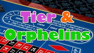 FLAT CONSISTENT BETTING | TIERS & ORPHELINS – Roulette Strategy Review