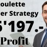 Roulette Strategy 2020: My winning formula for corner bet