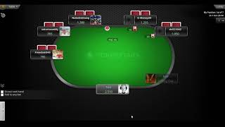 Hold'em Online Poker Strategy for Tournaments