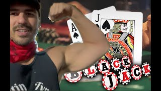 HOW TO WIN $1000 VIRTUAL BLACKJACK (TIPS & TRICKS!! 2021)