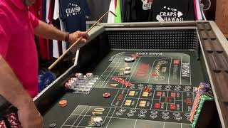 Craps Hawaii — The EZ $75 on a DIET for the Low Roller (Session 2 of 3)